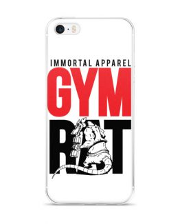 GYM RAT Cell Phone Case