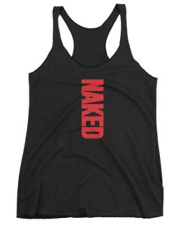Naked – Women's tank top