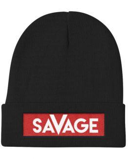 Savage Knit Beanie