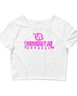 IA Signature women's Crop Tee