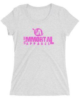 IA Signature ladies' short sleeve t-shirt
