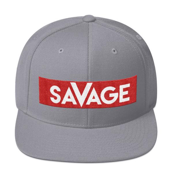 f47fd53ef88 Savage Snapback Hat – Immortal Apparel Shop