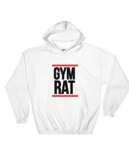Gym Rat Hooded Sweatshirt
