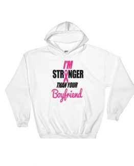 Stronger Awareness Hooded Sweatshirt