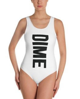 Dime One-Piece Swimsuit